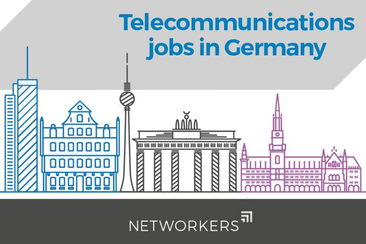 Telecommunications jobs in Germany
