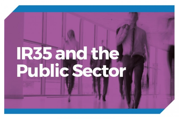 IR35 and the Public Sector