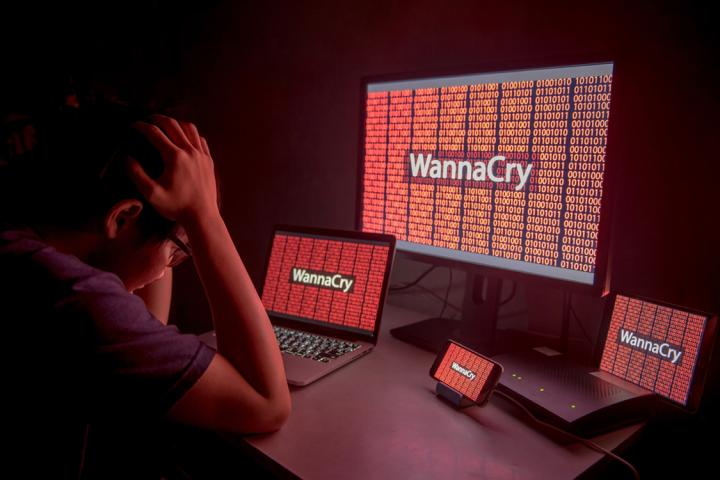 How can companies combat WannaCry ransomware?