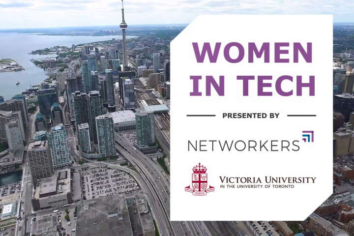 Women in tech event img