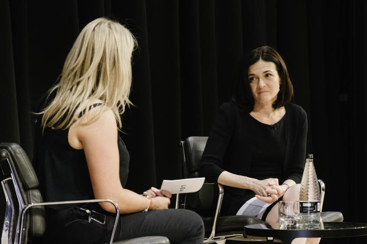 5 things Sheryl Sandberg taught us about career progression for women in tech