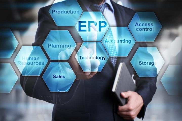 How does the cloud compare to on-premise ERP?