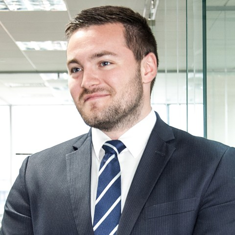 Ryan Baker cyber security recruitment specialist