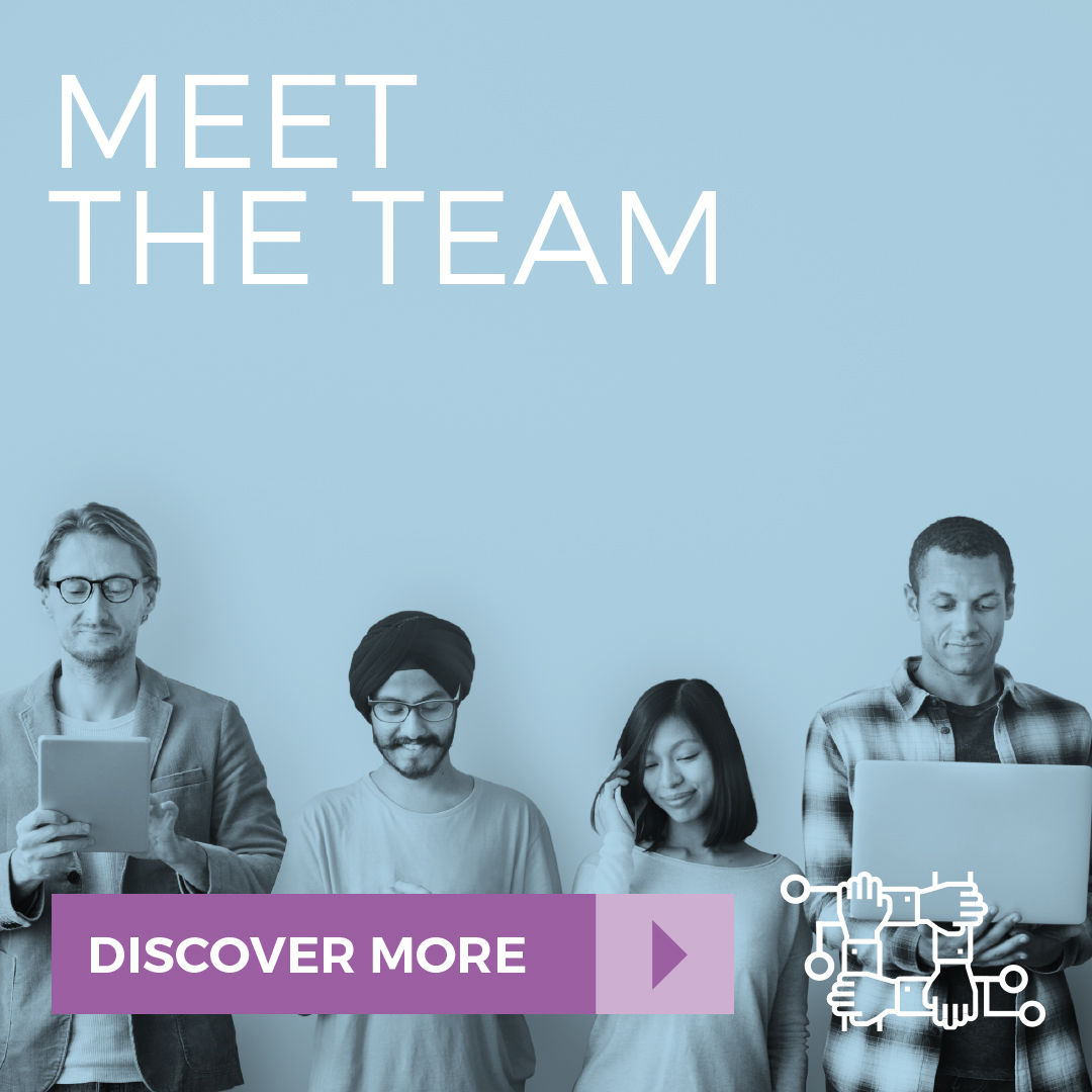 Meet our project management & business change recruitment specialists