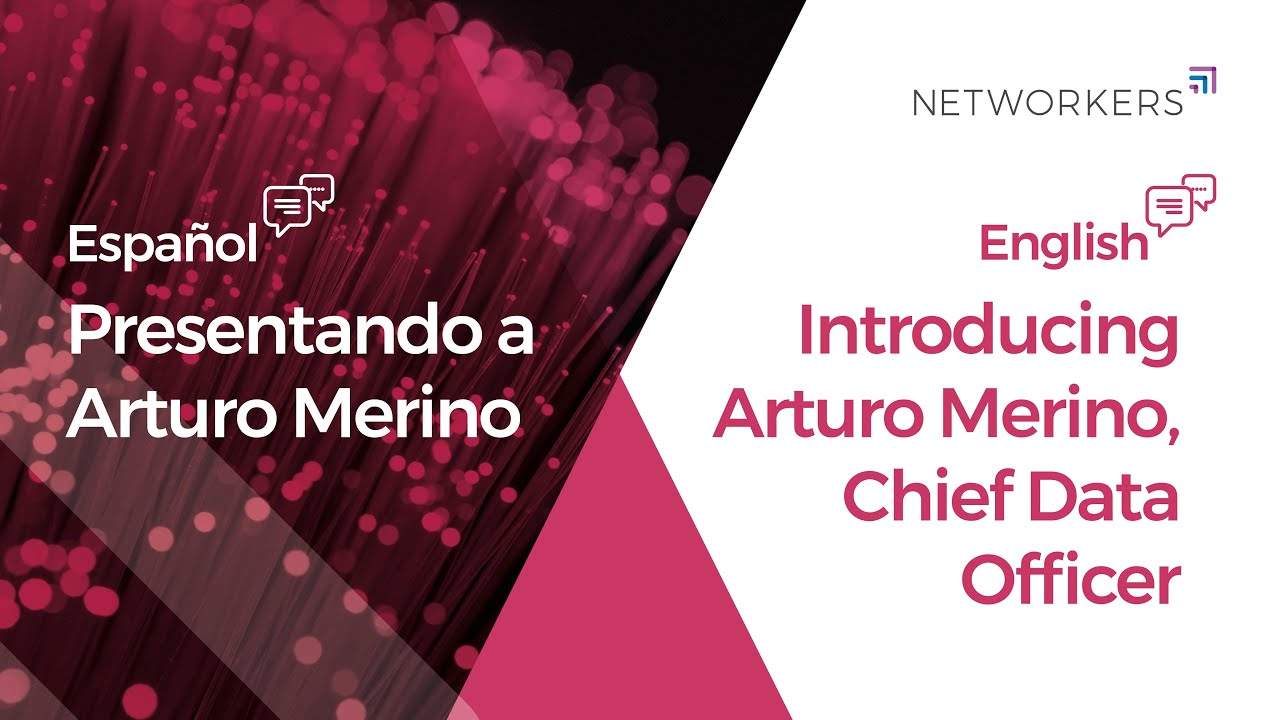 An interview with Arturo Merino, Chief Data Officer | Una Entrevista con Arturo Merino, CDO