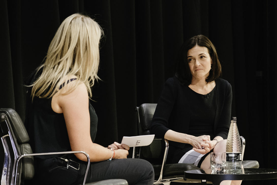5 things Sheryl Sandberg taught us about career ... Sheryl Sandberg How To Give Support Article